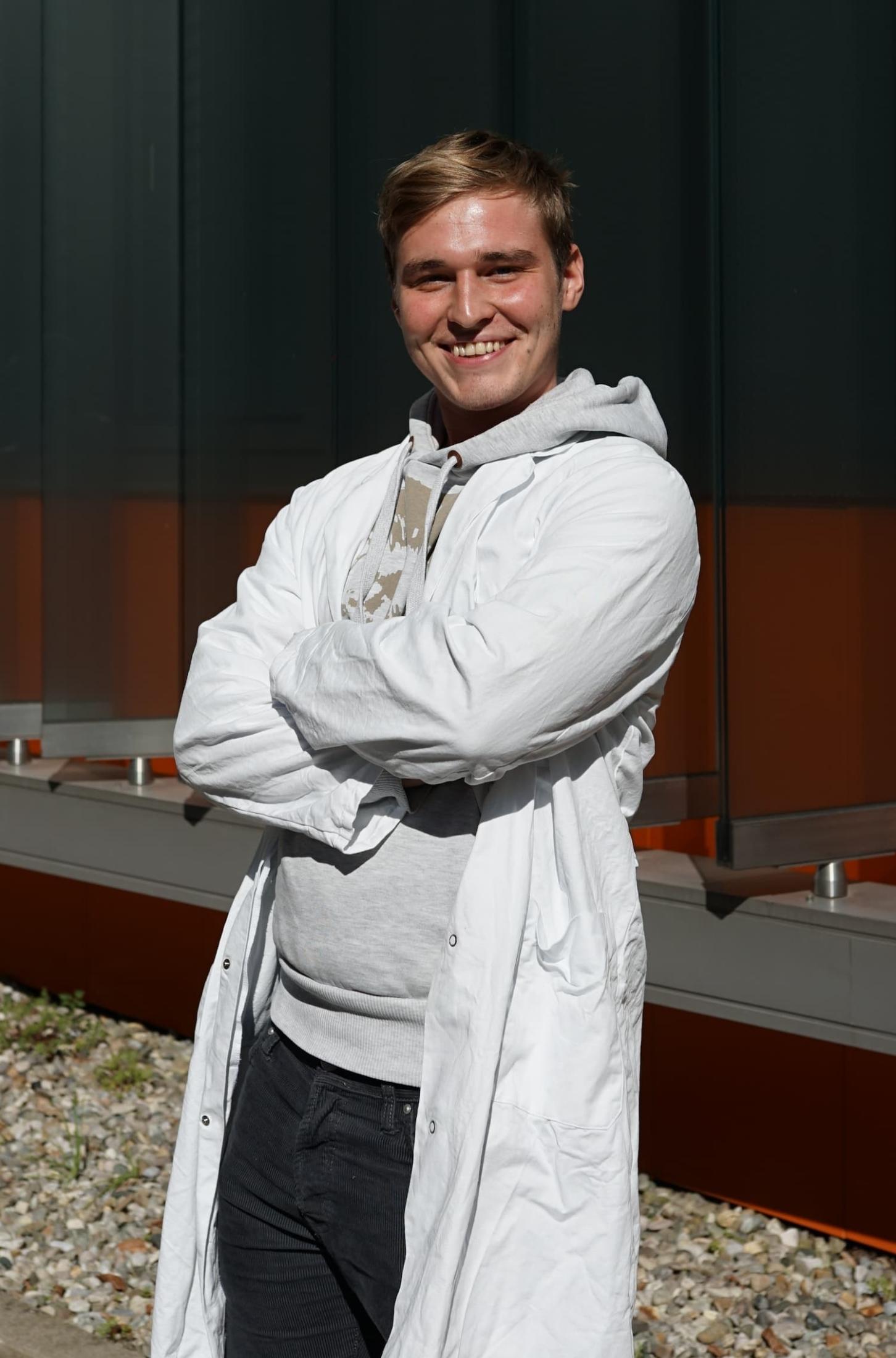 Alexander Fürlinger BSc.